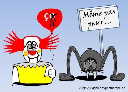 Phobies peurs hypnose la rochelle rochefort virginie pagnier hypnotiseur 2