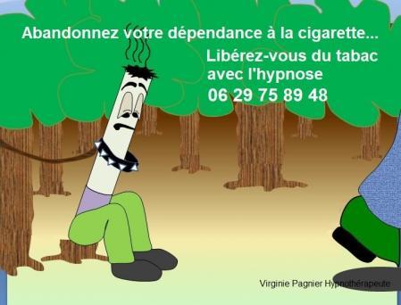 Arret du tabac hypnose rochefort la rochelle aytre fouras virginie pagnier hypnotiseur 1