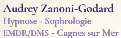 Audrey zanoni godard hypnose sophrologie