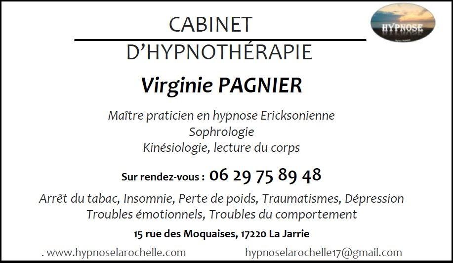Cabinet De Virginie Pagnier Hypnotherapeute La Jarrie