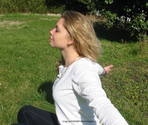 Vidéo séance hypnose la rochelle virginie pagnier