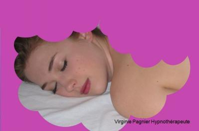 Hypnose troubles du sommeil rochefort 17 virginie pagnier hypnotherapeute