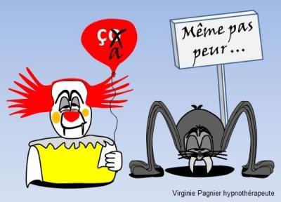 Phobies peurs hypnose la rochelle rochefort virginie pagnier hypnotiseur 1