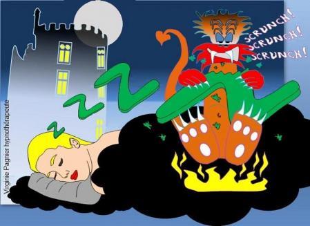 Troubles du sommeil hypnose la rochelle rochefort virginie pagnier hypnotherapeute hypnotiseur